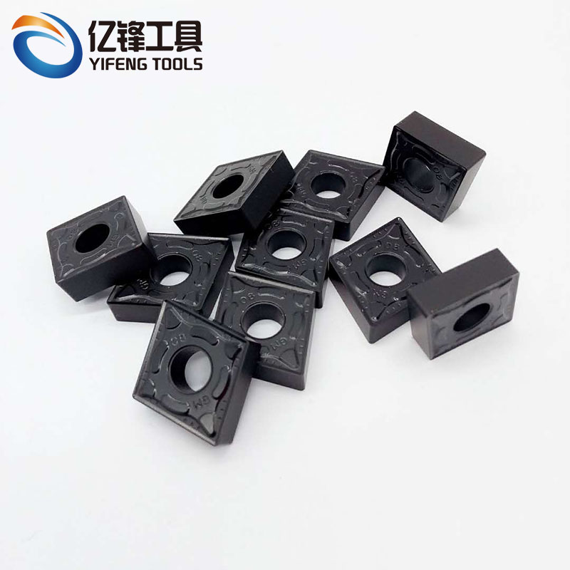 High quality cemented carbide indexable cnc turning inserts CNMG120408