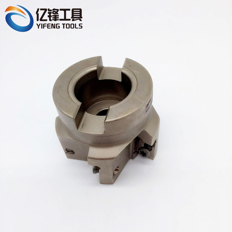 face milling cutter body EMP02 small diameter indexable milling tools