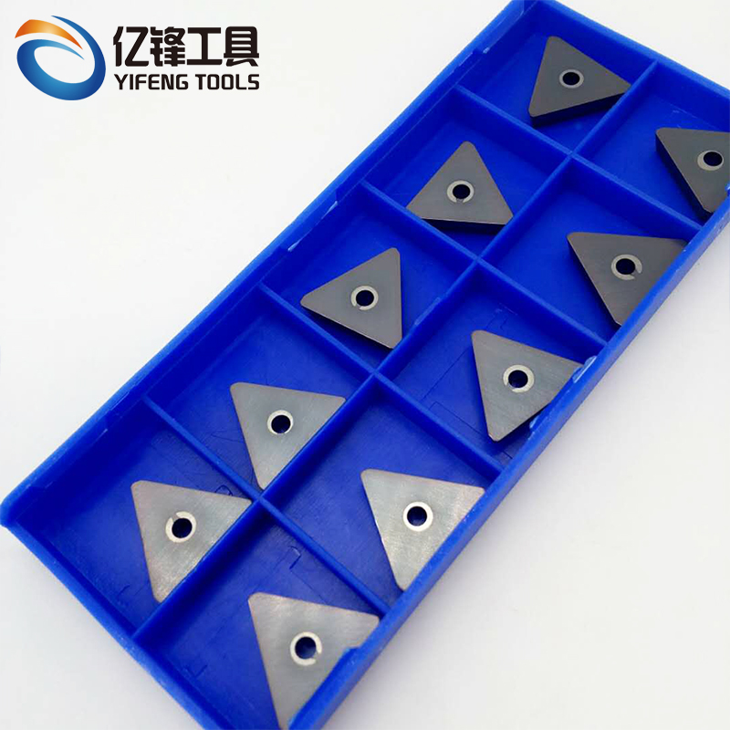 tungsten carbide inner hole inserts TPKN2204 carbide turning inserts