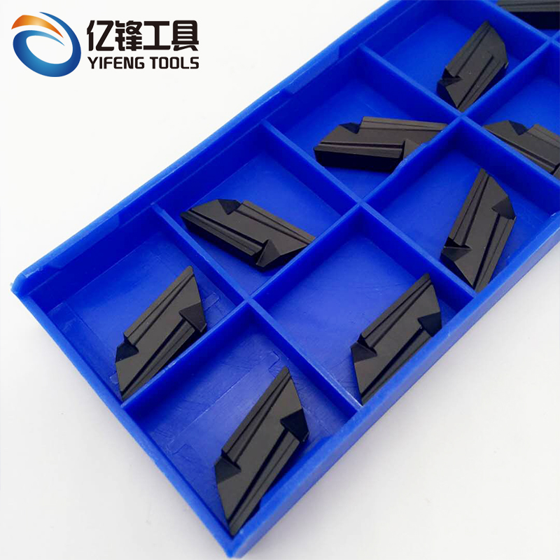 tungsten carbide milling inserts KNUX carbide inserts